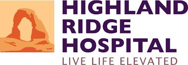 Part Time Recreation Therapist – Highland Ridge Hospital